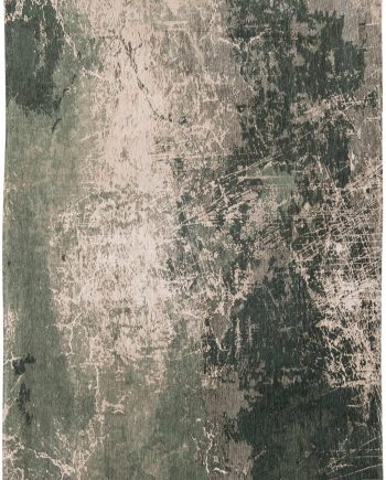 Louis De Poortere rug LX 8723 Mad Men Cracks Dark Pine