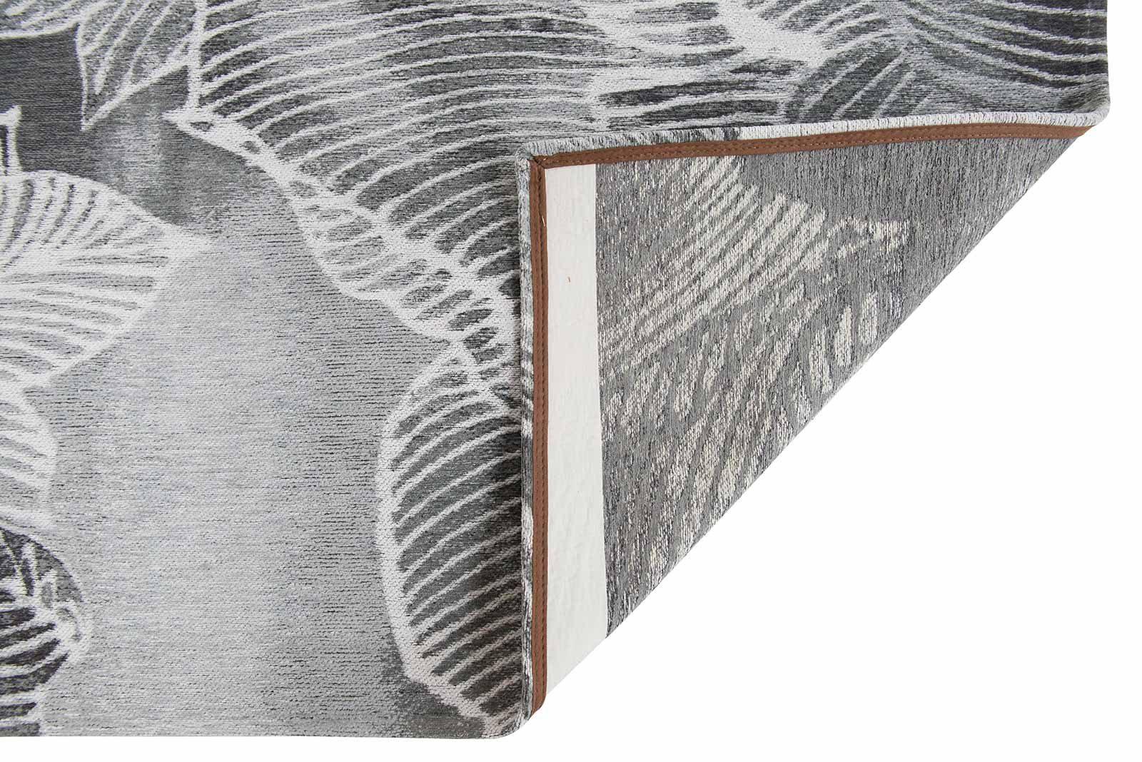 Louis De Poortere rug Villa Nova LX 8755 Akina Carbon back