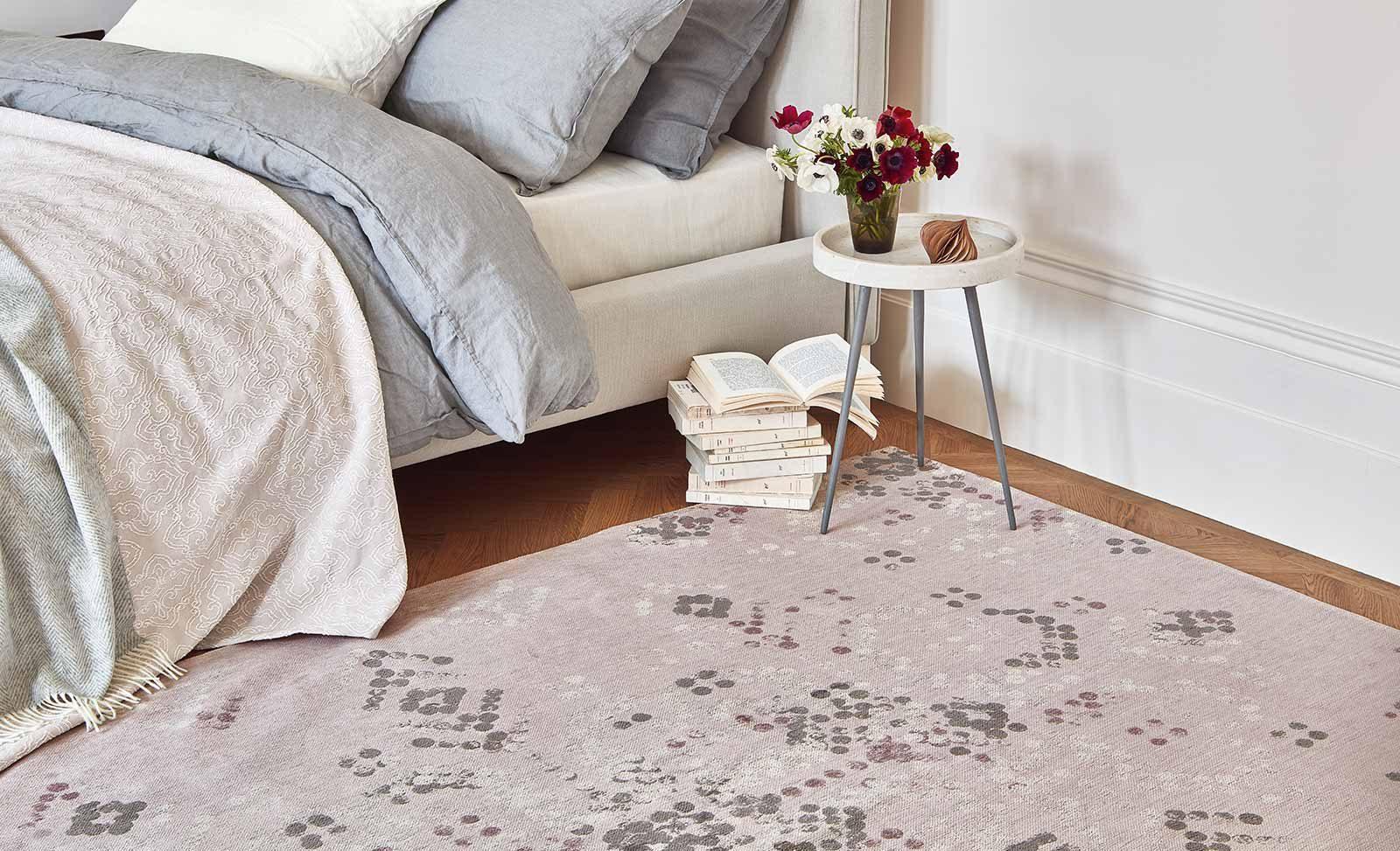 Louis De Poortere rug Villa Nova LX 8760 Marit Bramble interior