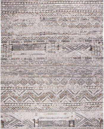 Louis De Poortere rug LX 9114 Antiquarian Kilim Medina White