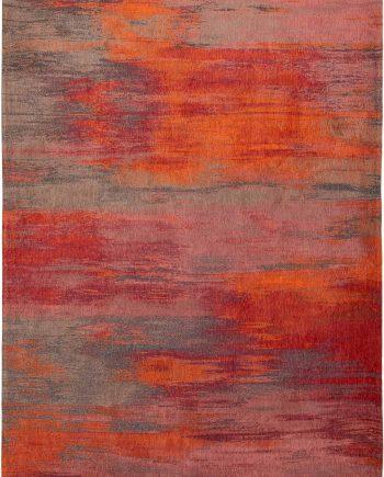 Louis De Poortere rug LX 9116 Atlantic Monetti Hibiscus Red