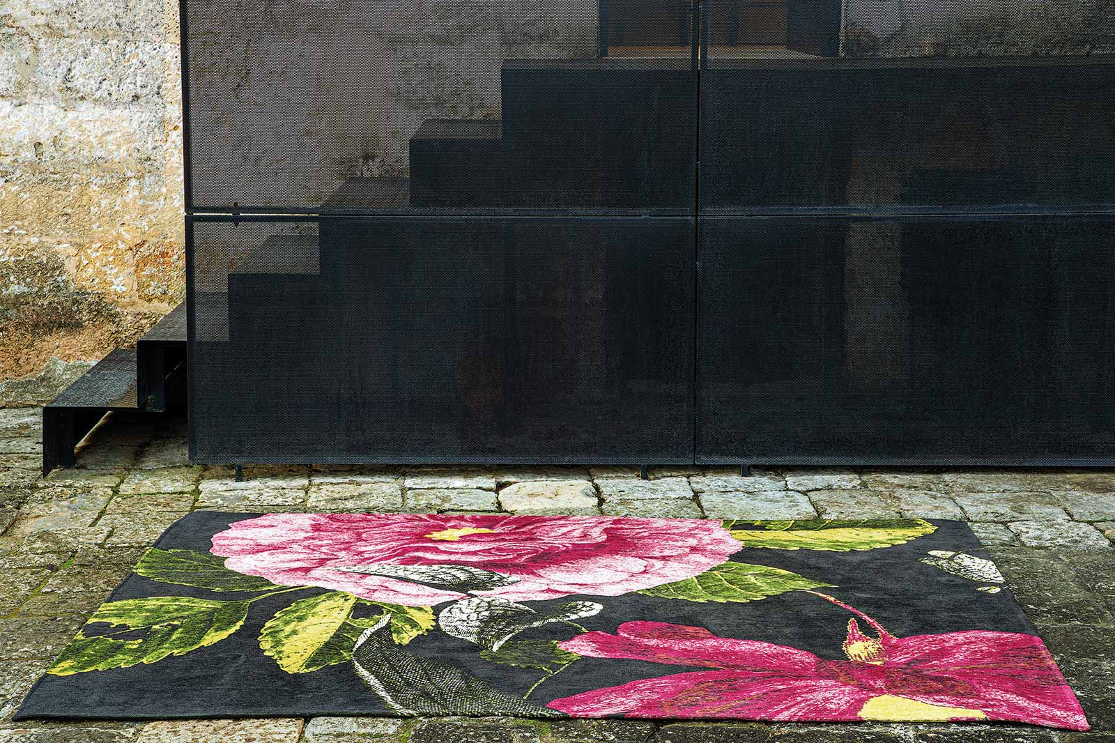Louis De Poortere rug Fischbacher Interfloral 9051 interior 2