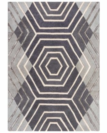 Andessi Rugs Architect Harlow Grey 4