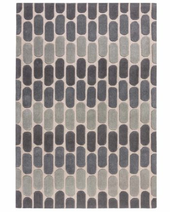 Andessi Rugs Radiance Fossil Grey 2