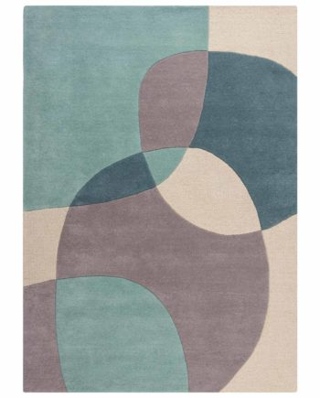 Andessi Rugs Radiance Glow Blue 2