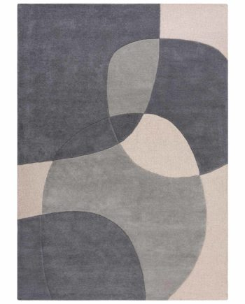 Andessi Rugs Radiance Glow Grey
