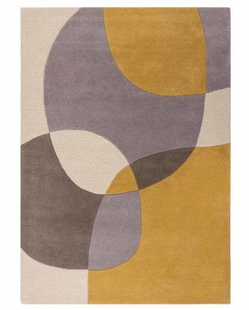 Andessi Rugs Radiance Glow Ochre