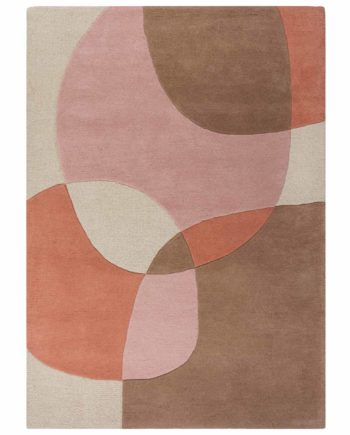 Andessi Rugs Radiance Glow Terracotta 4