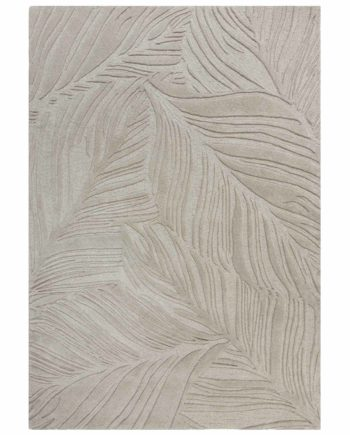 Andessi Rugs Solace Lino Leaf Grey 1