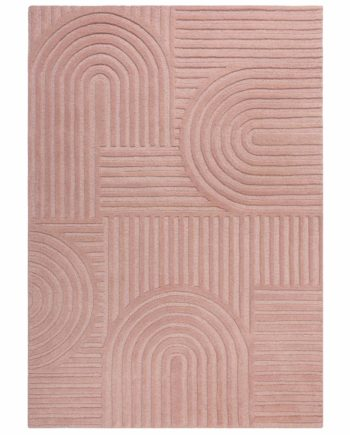 Andessi Rugs Solace Zen Garden Blush 4